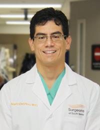 Dr Del Pino