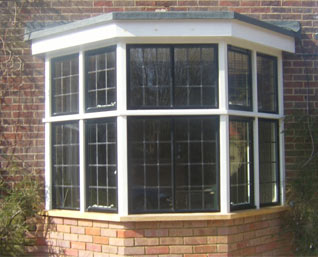 Don t compromise on replacing steel windows tim for 1930s bay window construction