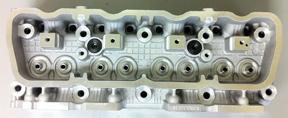 EQ Nissan Forklift Cylinder Head