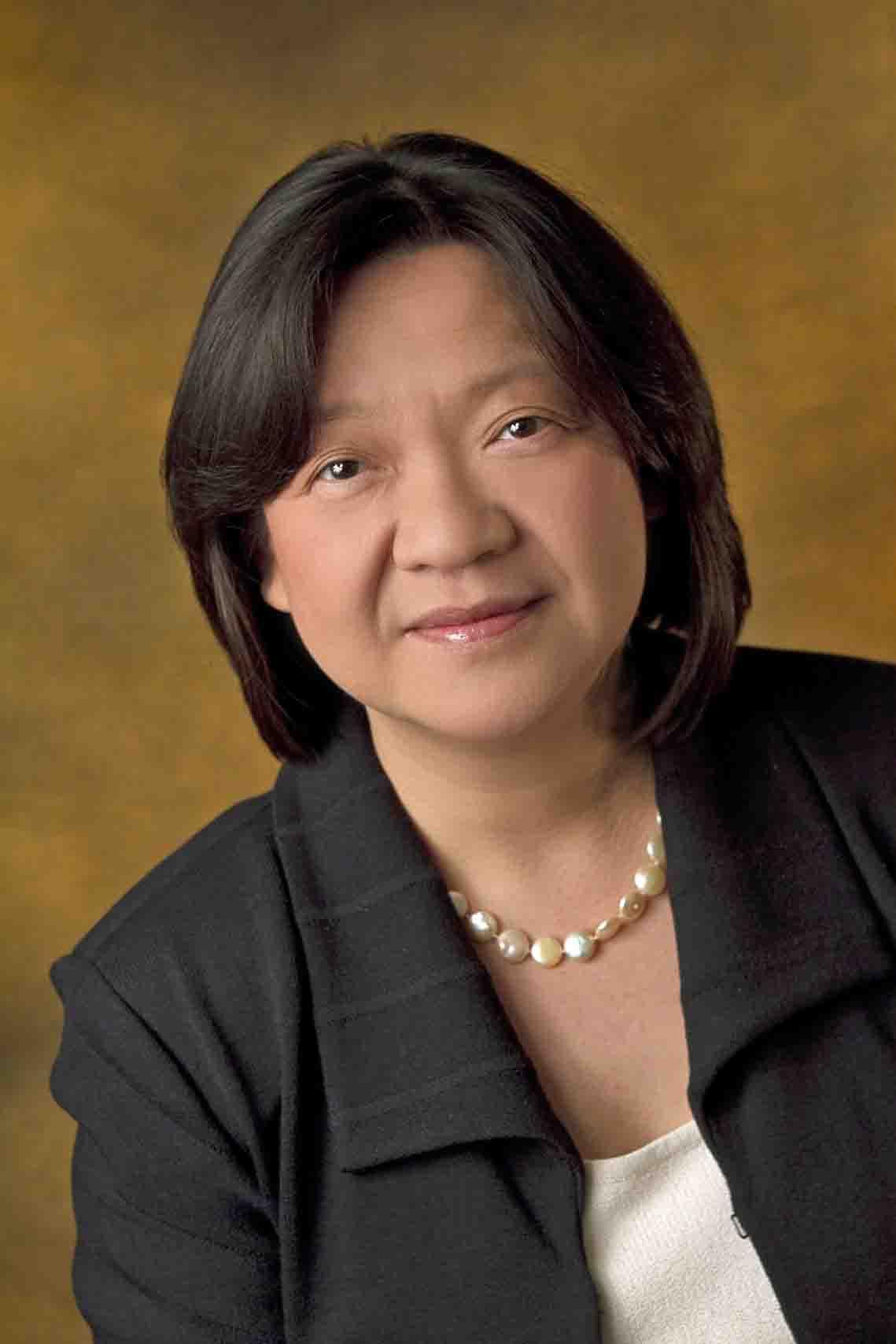 Moorpark College President Pam Eddinger