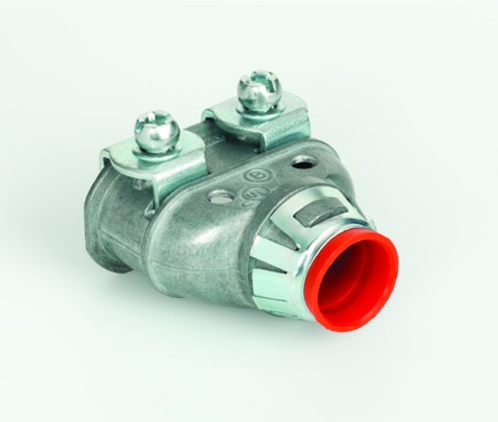 Bridgeport's Whipper-Snap® duplex connector