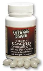 Thera CoQ10 by Vitamin Power