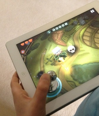 Tablet Joystick (Monsterstuff)