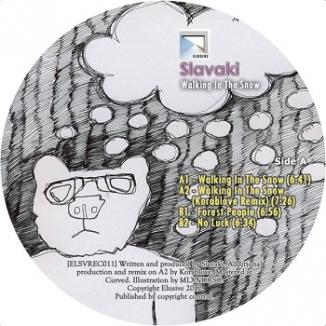 Slavaki - Walking In The Snow