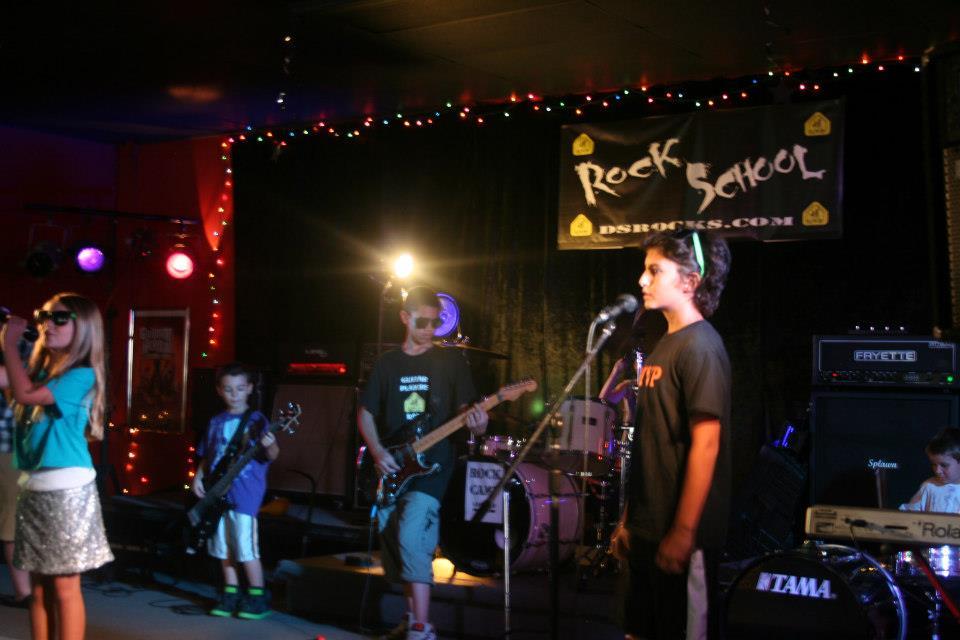 rock school Summer
