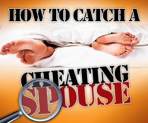 catch a cheating spouse