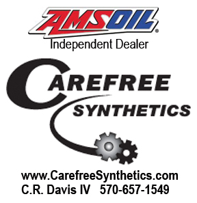 Carefree Synthetics, Independent AMSOIL Dealer