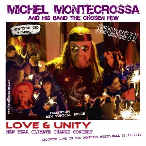 Love & Unity New Year Concert - Michel Montecrossa
