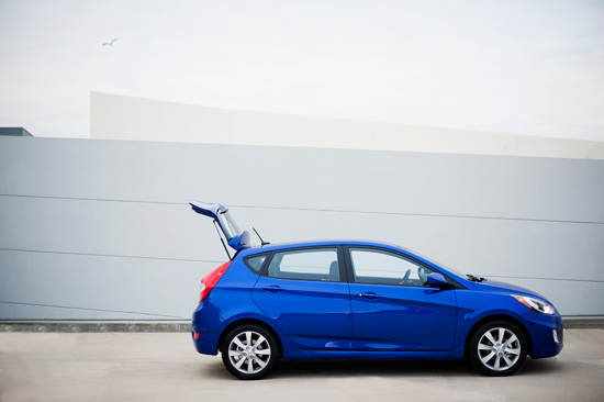 2012 hyundai accent 5 door