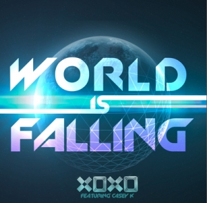 "XOXO ""World is Falling"" Feat Casey K Launch"