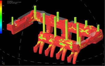 sand-core-model-flow3d-cast