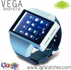 VEGA ANDROID WATCH From www.3gwatches.com