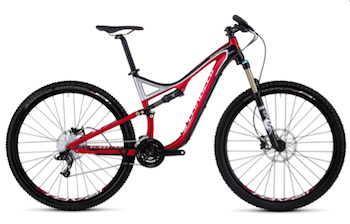 2012 Stumpjumper FSR Comp M5 29  Mountain Bike
