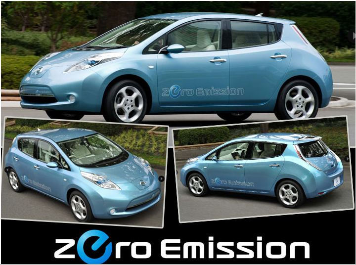 Nissan Leaf available for all U.S. Markets