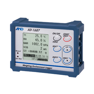 AD-1687 Weighing Environment Logger