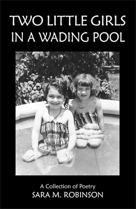 Two Little Girls in a Wading Pool