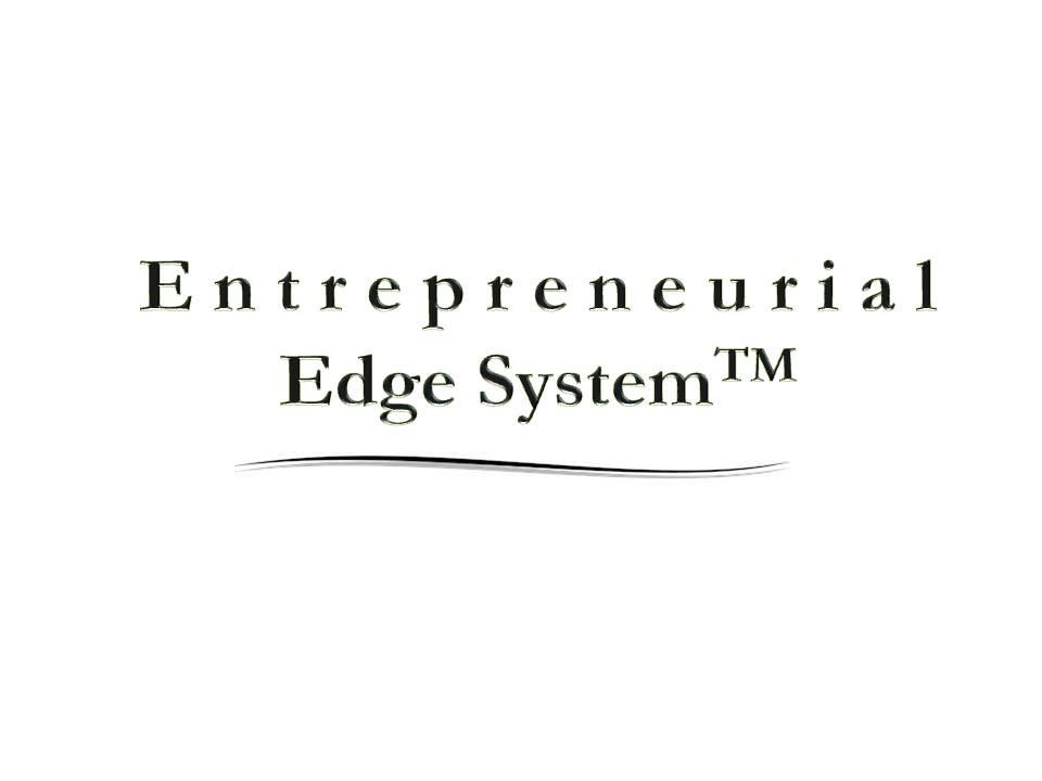 Entrepreneurial Edge System Logo