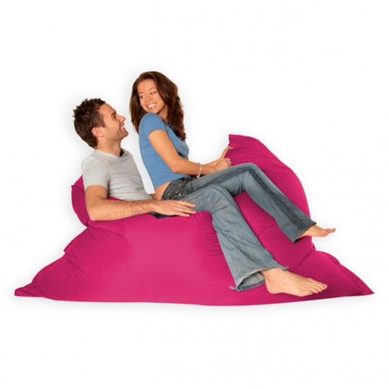 Bazaar Bag ® - Pink Bean Bag