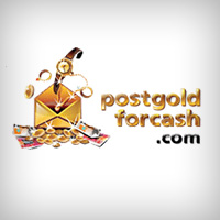 Postgoldforcash.com Logo