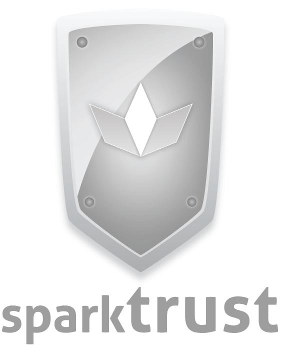 SparkTrust Logo
