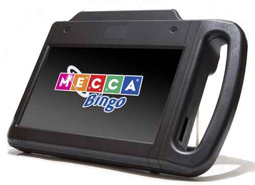 Mecca Leads Market In Use Of Electronic Bingo Terminals