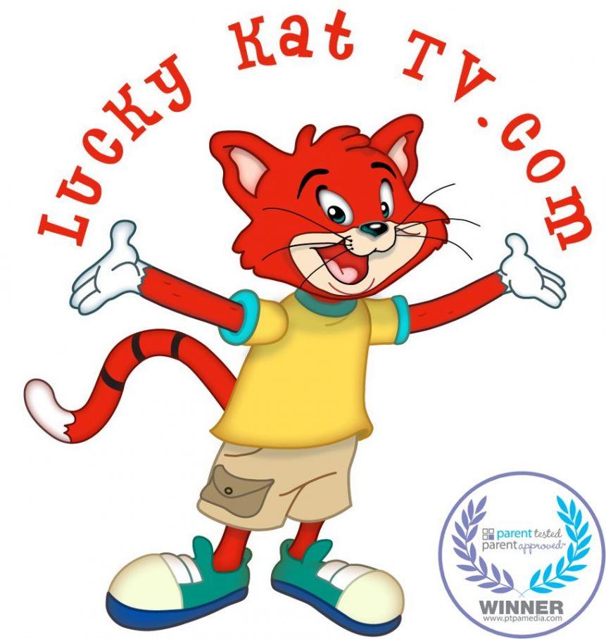 Lucky Kat  PTPA Logo