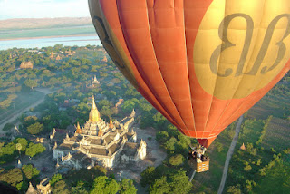 Ballon Bagan Myanmar - Luxury Travel Ltd Myanmar