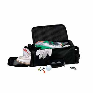 Royce Leather Golf Shoe & Accessory Bag