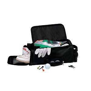 Royce Leather Golf Shoe & Accessory Bag