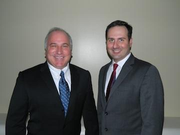 Michael Mosteller & Josh Hisaw
