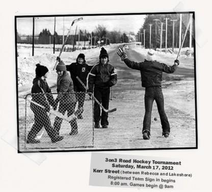 3on3 Road Hockey