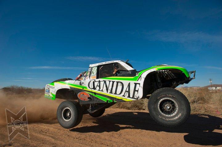 CANIDAE-TrophyTruck-2012