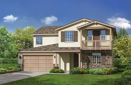 Residence Three at Lexington in RiverVillage