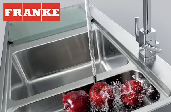 Franke Sinks India : Franke Sink & Tap