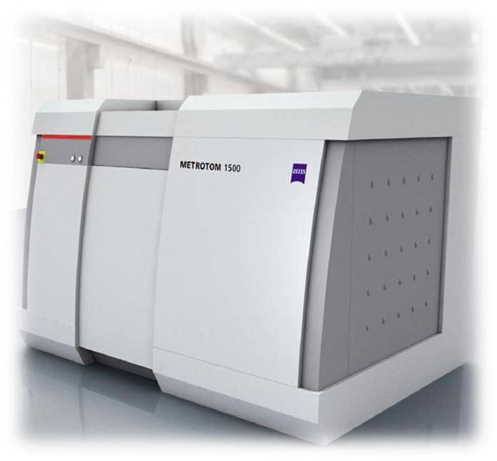 Laser design installs zeiss ct scanning system at for Architecture 3d laser scanner