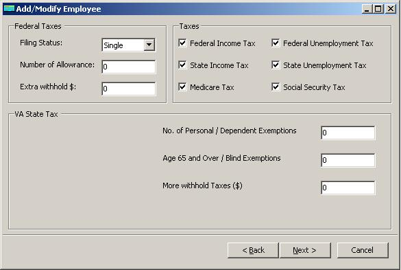 Payroll taxes stock options