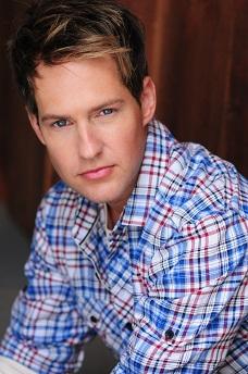Actor/model - Cliff Kessler of Los Angeles, CA