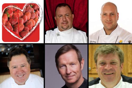 Florida Strawberry Chefs Advisory Board