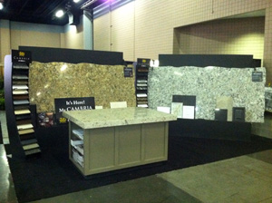 CR Spring Home Show Booth