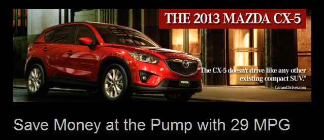 Mazda CX-5, Mazda of Cool Springs