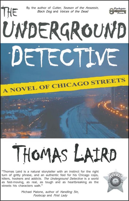 The Underground Detective (A Novel of Chicago Streets) by Thomas Laird