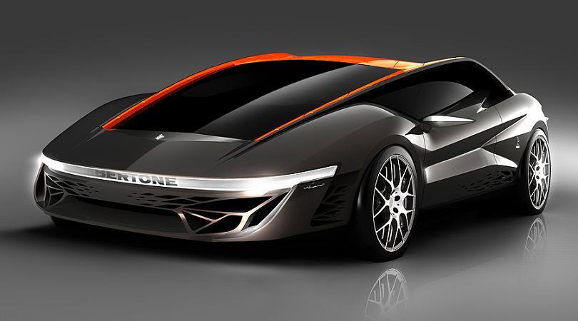 Bertone Nuccio Concept Car