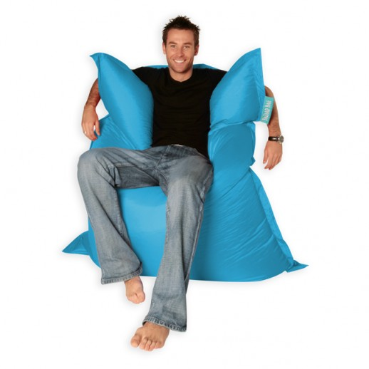 Bazaar Bag® - Aqua Giant Bean Bag