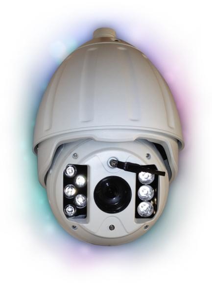 A new high speed IR PTZ camera from MEL