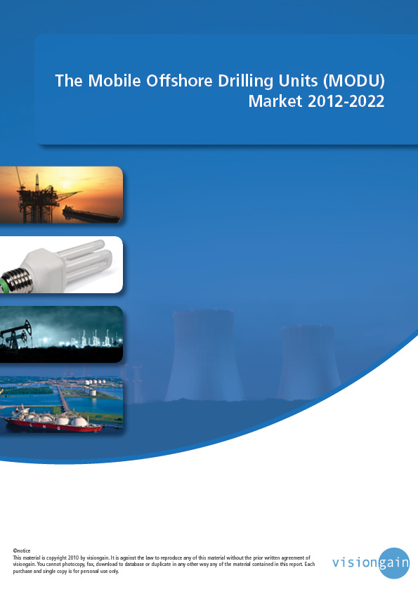 The Mobile Offshore Drilling Units (MODU) Market