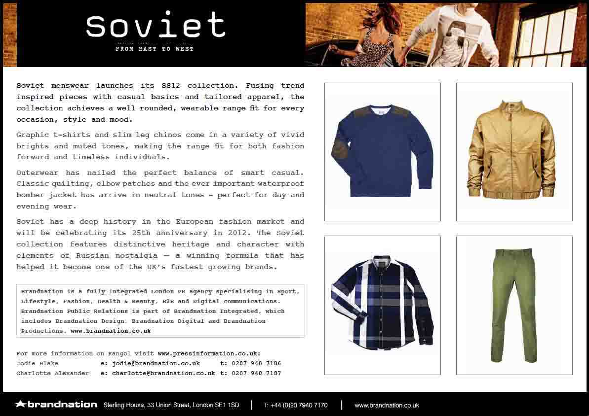 Soviet SS12 Collection