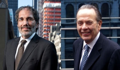 Lindenfeld (left), Goldfarb (right) join lee NYC.