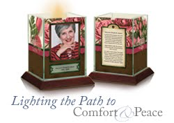 Create Custom Funeral Candles In-House!