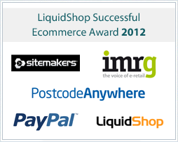 Postcode Anywhere Supports LiquidShop Award