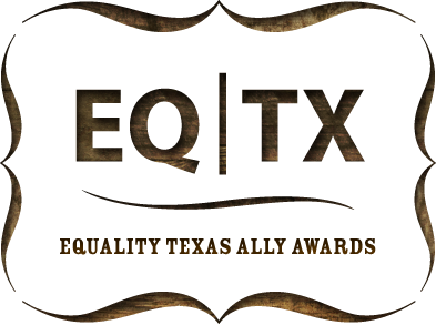 Equality Texas 'Ally Awards' in Dallas this June